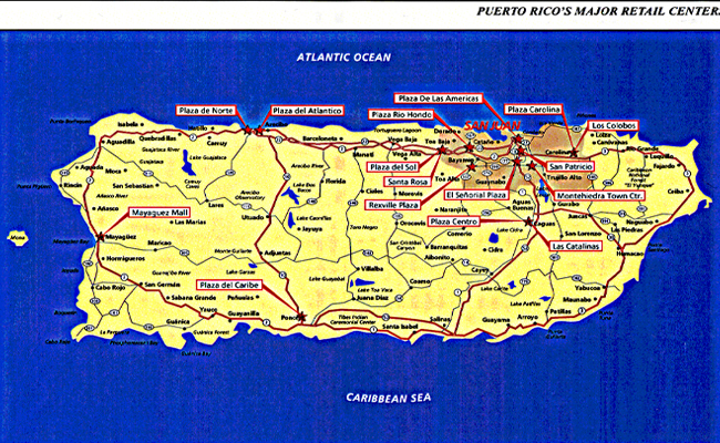 Plaza Del Atlantico- Arecibo, Puerto Rico - Yebba Realty