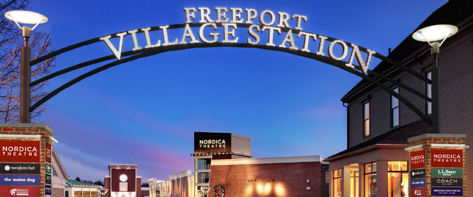 Freeport Village Station – Freeport ME